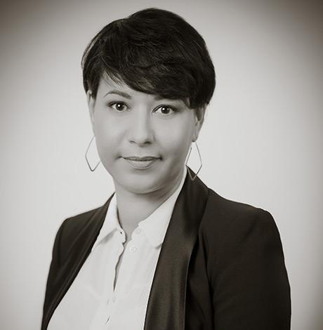 Cihem Gharbi - Directrice du pôle Influence